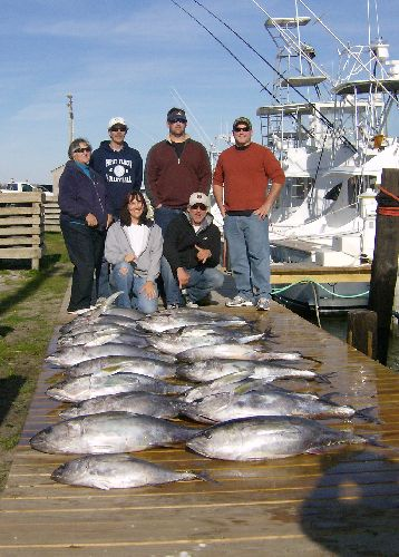 Fishing Report 1 1 12 Oregon Inlet Fishing Center