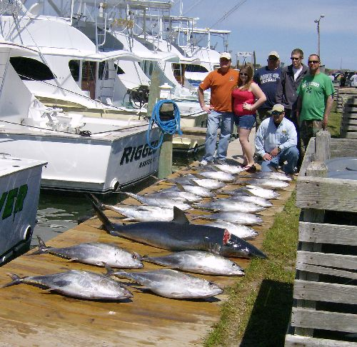 Fishing Report 4 8 12 Oregon Inlet Fishing Center
