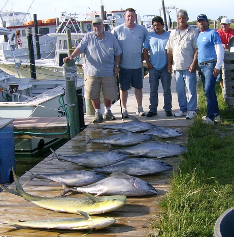 Fishing Report 05 21 12 Oregon Inlet Fishing Center