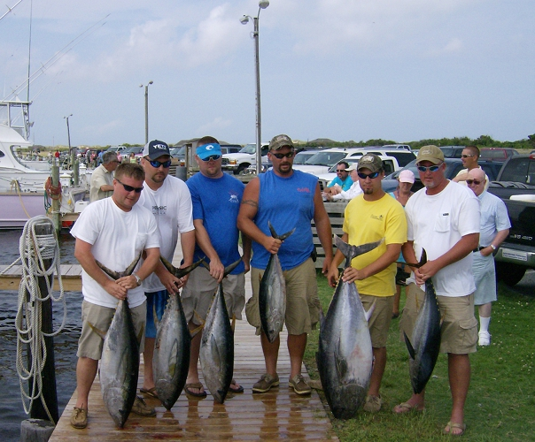 Fishing Report 06 01 12 Oregon Inlet Fishing Center