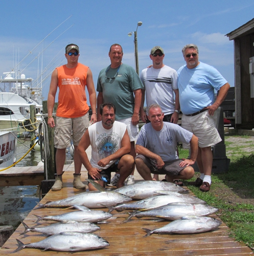 Fishing Report 07 23 12 Oregon Inlet Fishing Center