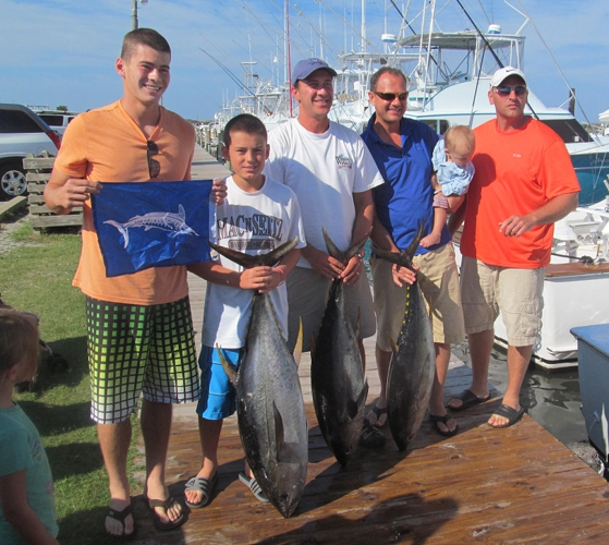 Fishing Report 07 25 12 Oregon Inlet Fishing Center