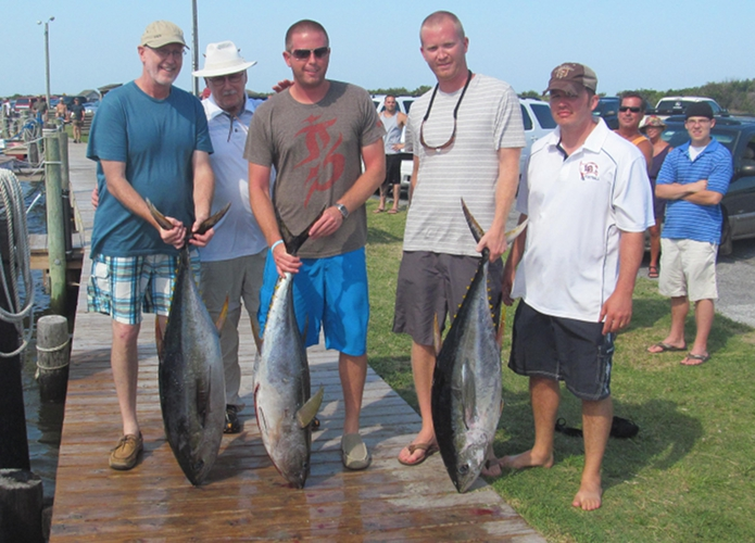 Fishing Report 07 27 1 2 Oregon Inlet Fishing Center