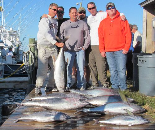 Fishing Report 10 21 12 Oregon Inlet Fishing Center