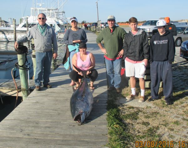 Fishing report 03 08 16 oregon inlet fishing center for Oregon inlet fishing center fishing report