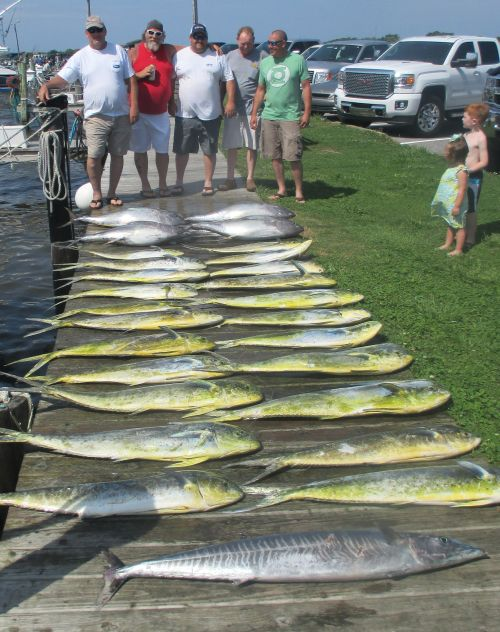 Fishing Report 06 05 16 Oregon Inlet Fishing Center