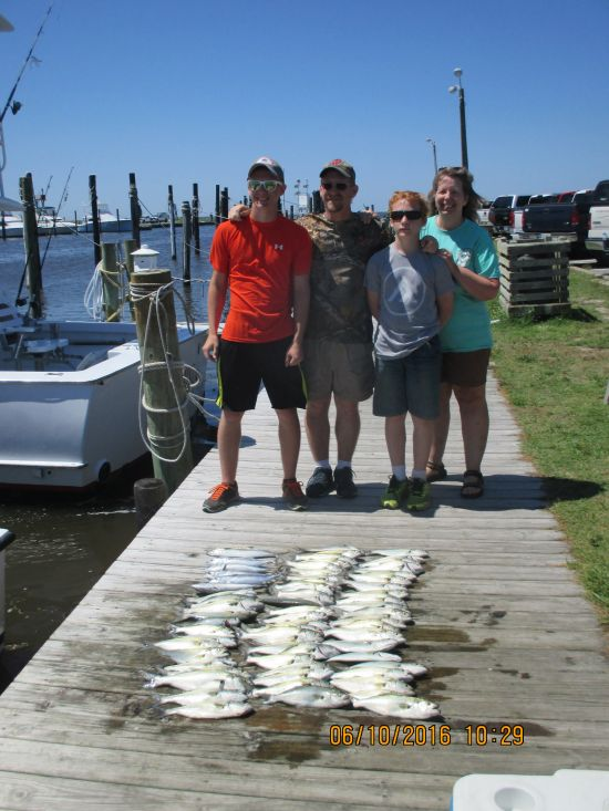 Fishing Report 06 10 16 Oregon Inlet Fishing Center