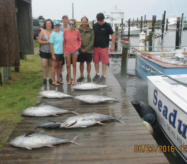 Fishing Report 06 23 16 Oregon Inlet Fishing Center
