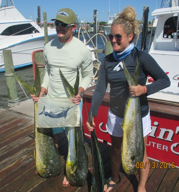 Fishing report 08 13 16 oregon inlet fishing center for Oregon inlet fishing center fishing report