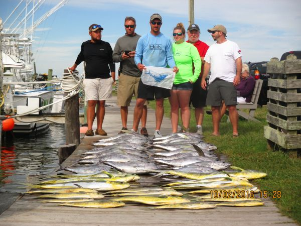 Fishing Report 10 02 16 Oregon Inlet Fishing Center