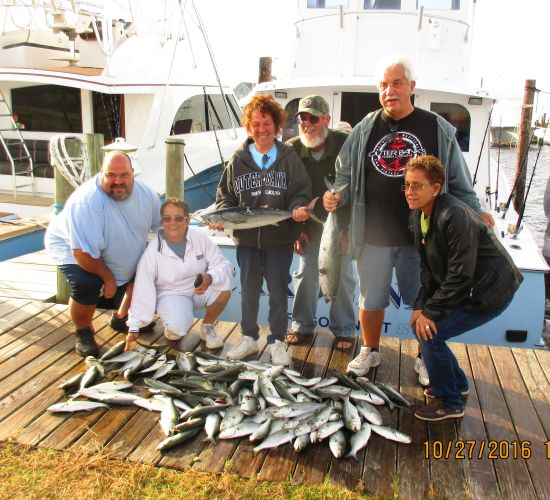 Fishing report 10 27 16 oregon inlet fishing center for Oregon inlet fishing center fishing report