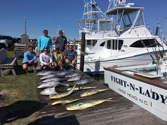 Fishing Report 05 16 17 Oregon Inlet Fishing Center